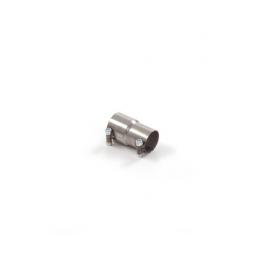 Manchon pour échappement arrière en inox Mini Cooper F55 1.5 (100KW) mot.B38 07/2018 - Aujourd'hui