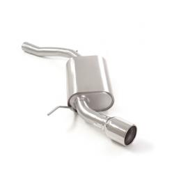 Silencieux arrière en inox Mini Cooper F55 1.5 (100KW) mot.B38 07/2018 - Aujourd'hui