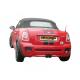 Échappement arrière inox Sport Line MINI R59 ROADSTER COOPER S 1.6 (135KW) 2012 - AUJOURD'HUI