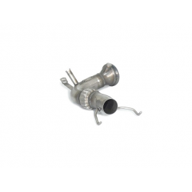Tube remplacement catalyseur Groupe N en inox MINI COOPER F55 S 2.0 (141KW) 2014 - AUJOURD'HUI