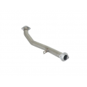 Tube Afrique en inox, suppression catalyseur TOYOTA GT86 2.0 (147KW) 2012 - AUJOURD'HUI
