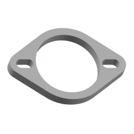 Bride en acier épaisseur 10 mm Ø60,5 Ragazzon