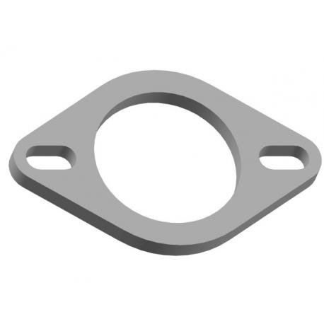 Bride en acier épaisseur 10 mm Ø61Ragazzon