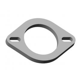 Bride en acier épaisseur 10 mm Ø62 Ragazzon