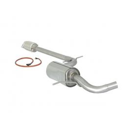 Catalyseur métallique 200cpsi + Silencieux intermédiaire Volkswagen Scirocco(1K8) 1.4TSI (90KW) 2008 - 2014