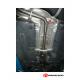 Tube intermédiaire en inox Volkswagen Polo 6R 1.4TSI GTI (132KW) 09/2009 - 2014