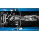 Silencieux intermédiaire + Silencieux arrière duplex Volkswagen GOLF (VII) 7 R 2.0TSI R 4MOTION (221KW) 2013 - 2017