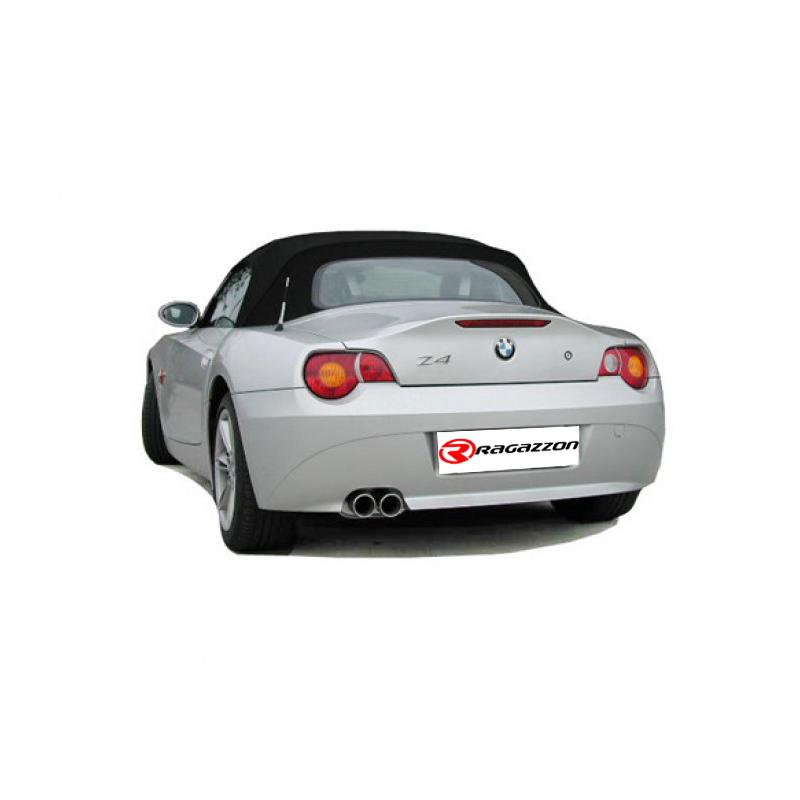 Bmw Z4 3 0 I: Échappement Arrière BMW Z4(e85) 2.5 I (141KW)