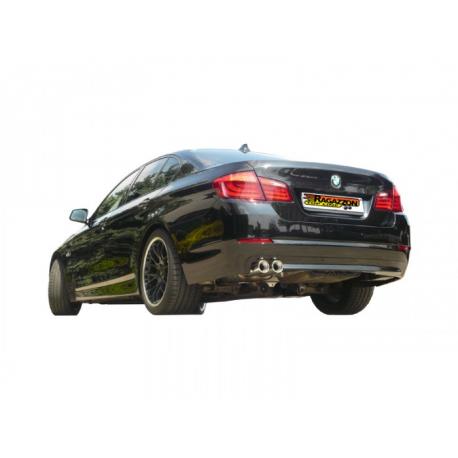 Silencieux arrière en inox BMW Série 5 F10(SEDAN) 525D (150KW) 2010 - 2011