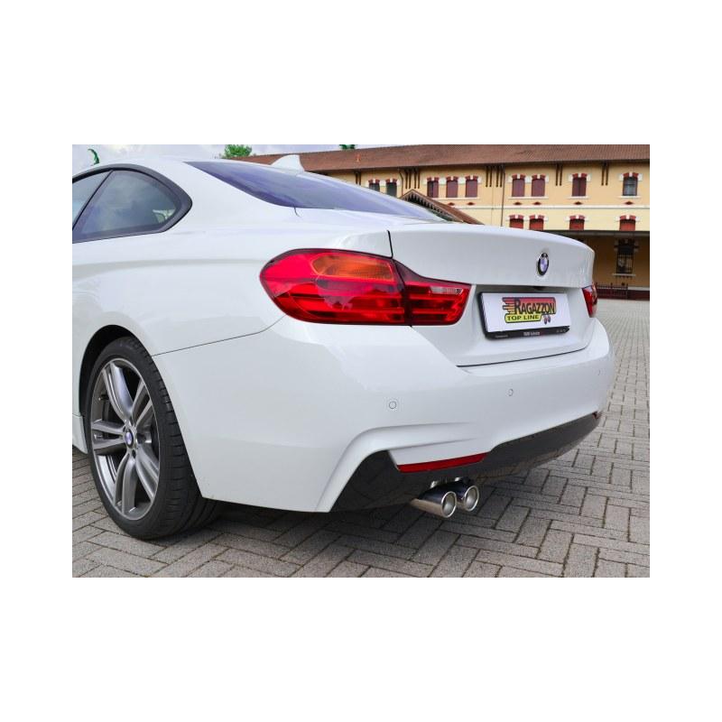 Bmw Xdrive Convertible: Échappement Arrière BMW Série 4 F32(COUPÉ) 420D