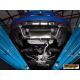 Pot d'échappement Duplex en inox BMW Série 4 F32(COUPÉ) 428I (N20 180KW) 2013 - 2016