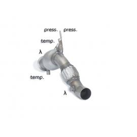 Catalyseur groupe n + tube remplacement filtre à particules BMW F32(COUPÉ) 430D - 430XDRIVE (190KW) 2013 - AUJOURD'HUI