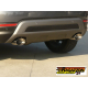 Silencieux arrière duplex en inox Fiat 500X (typ334) 1.4 Multiair (103kW) 2015 - Aujourd'hui