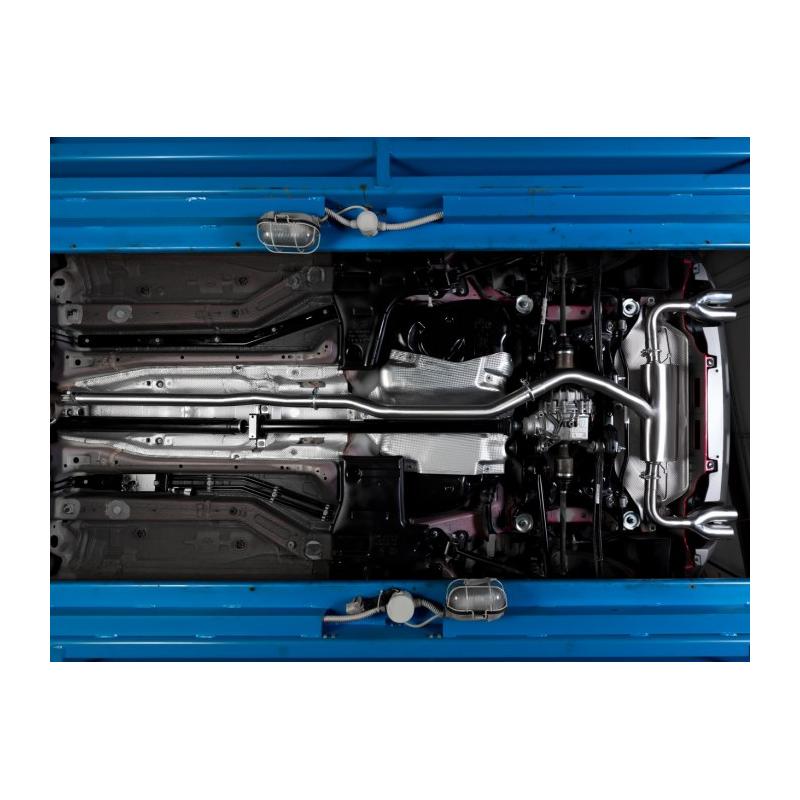 Tube Antérieur En Inox Fiat 500X (typ334) 2.0MJT 4x4