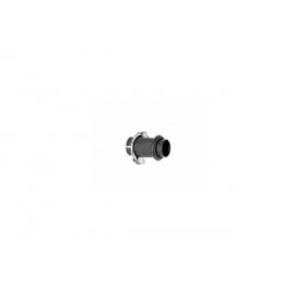 Adaptateur Pour l'installation du silencieux arrière sur intermédiaire original Fiat Bravo 1.8 16V GT (83KW) 1995 - 2002