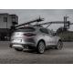Catalyseur métallique 200cpsi en inox Alfa Romeo Stelvio 2.0 Turbo Q4 (206kW) 2017 - Aujourd'hui