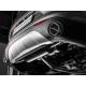 Embout d'échappement Inox Alfa Romeo Stelvio 2.0 Turbo Q4 (206kW) 2017 - Aujourd'hui