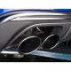 Ligne échappement Cat Back Ragazzon AUDI S3 QUATTRO 2.0TFSI (221KW) 2013 - 2016