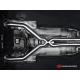 Tubes avant en inox Ragazzon Audi RS6 QUATTRO AVANT 4.0TFSI V8 (445KW) 2015 - Aujourd'hui