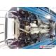 Pot d'échappement arrière duplex Jeep Renegade 2.0MJET 4X4 (103KW) 2014 - Aujourd'hui