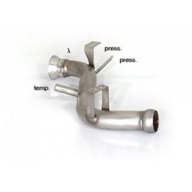Tube remplacement catalyseur + tube remplacement FAP MERCEDES E250CDI (150KW) 2009 - 2014
