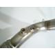 Tube remplacement catalyseur + tube suppression FAP SKODA OCTAVIA II 1.9TDI DPF (77KW) 2006 - 2013