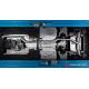 Tube intermédiaire groupe n inox Alfa Romeo Stelvio 2.0 TURBO Q4 (147KW) 2017 - Aujourd'hui
