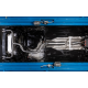 Échappement arrière duplex Ragazzon Seat Leon III (5F) 2.0TSI CUPRA300 (221KW) 2017 - AUJOURD'HUI