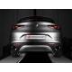 Embout d'échappement ronde Carbon Shot Alfa Romeo Stelvio 2.0 TURBO Q4 (206KW) 2017 - AUJOURD'HUI
