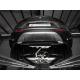 Embout d'échappement ronde Carbon Shot Alfa Romeo Stelvio 2.0 TURBO Q4 (147KW) 2017 - Aujourd'hui