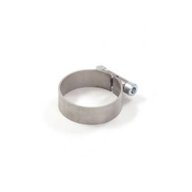 Collier d'échappement INOX diamètre intérieur 73mm