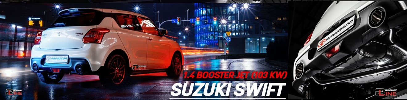 Suzuki SWIFT 1.4 BOOSTERJET