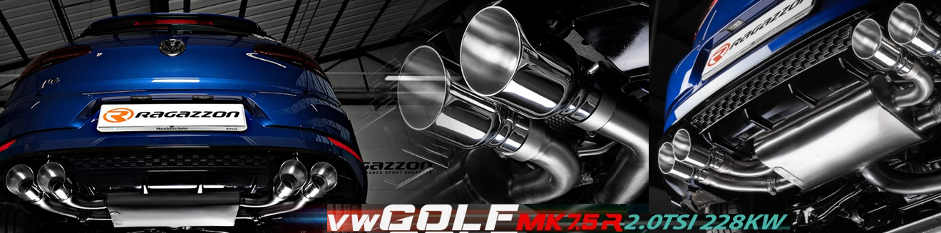 Volkswagen Golf MK7.5 R